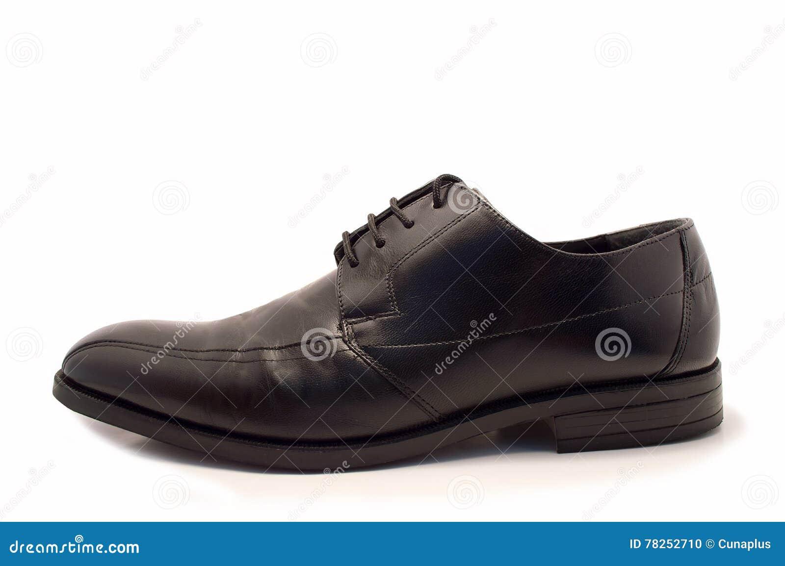μαύρο παπούτσι