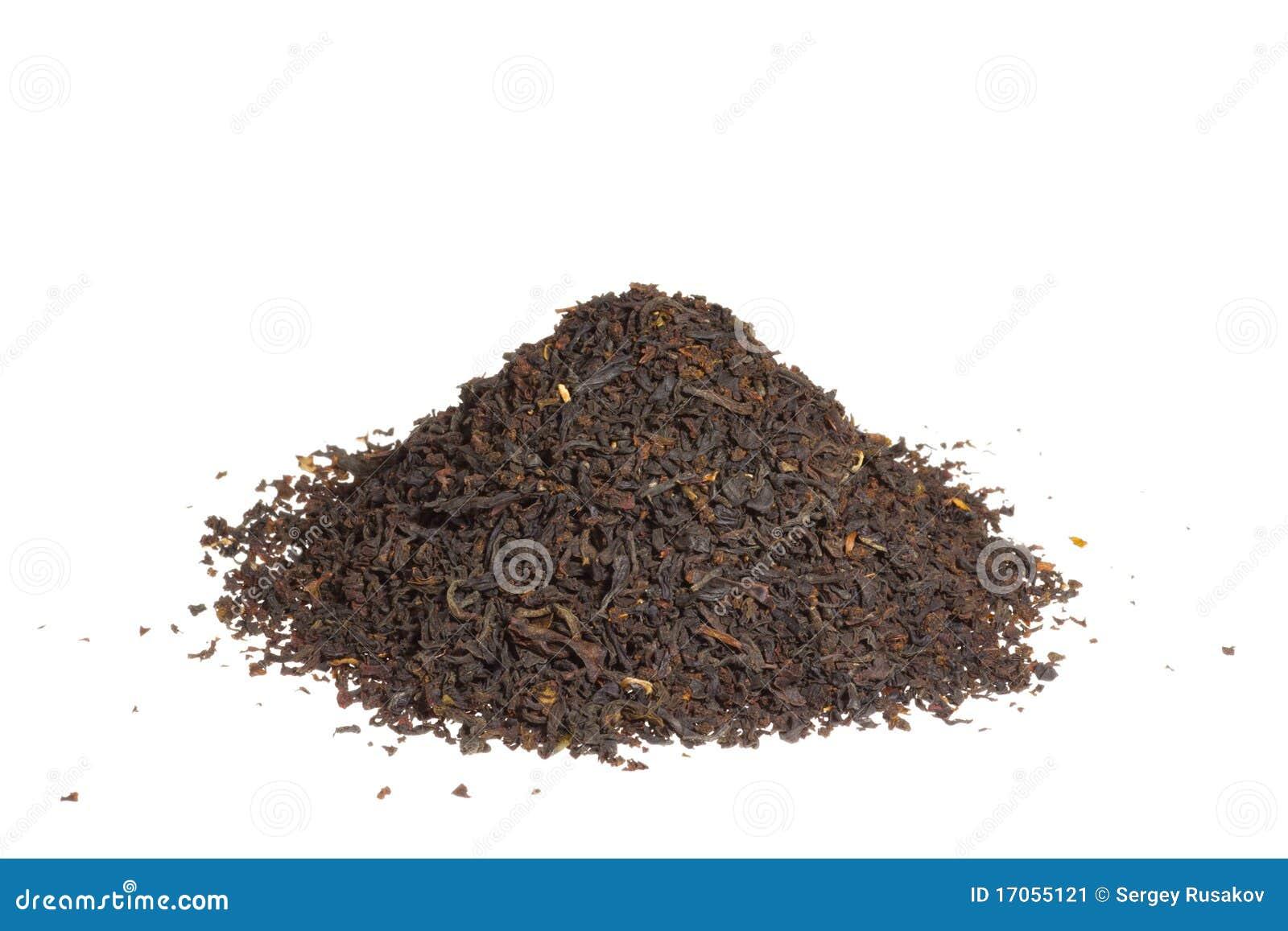 μαύρο τσάι σωρών
