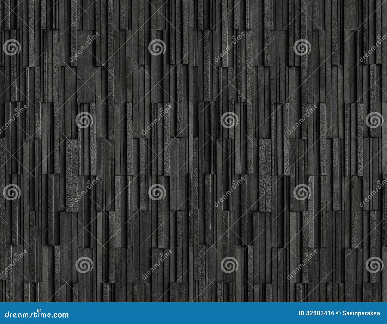 Μαύρο υπόβαθρο σύστασης πλακών τούβλων, σύσταση τοίχων πετρών πλακών