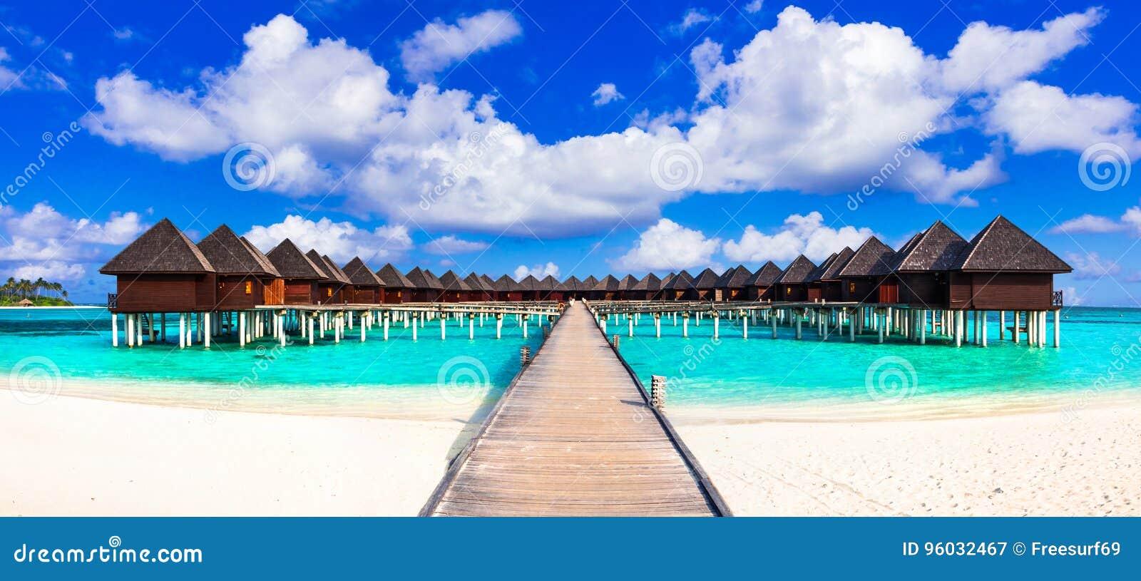 Μαλδίβες, τροπικές διακοπές πολυτέλειας στις βίλες νερού