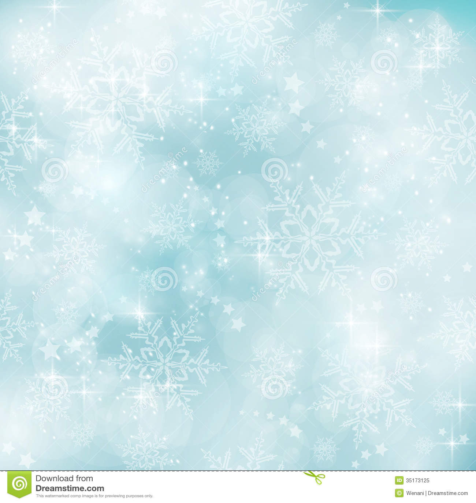 Μαλακός και μουτζουρωμένος μπλε χειμώνας κρητιδογραφιών, Χριστούγεννα patt