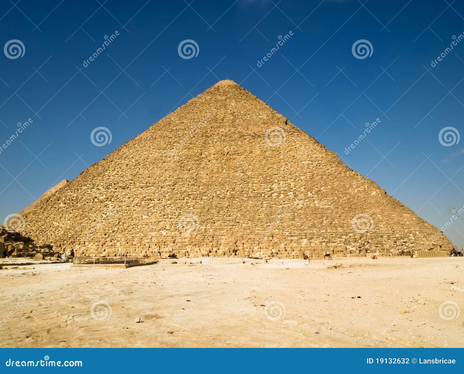 μεγάλη πυραμίδα khufu