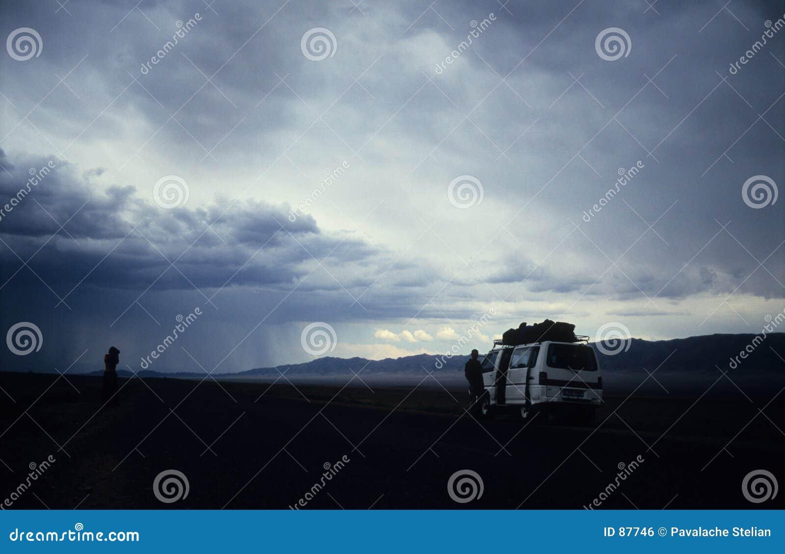 μεγάλη kazakstan θύελλα