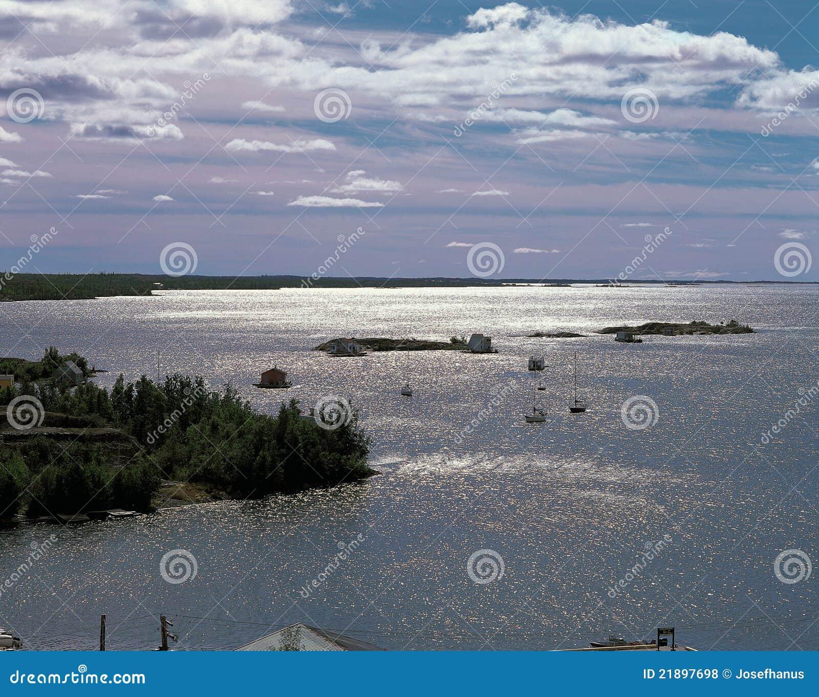 μεγάλος σκλάβος λιμνών