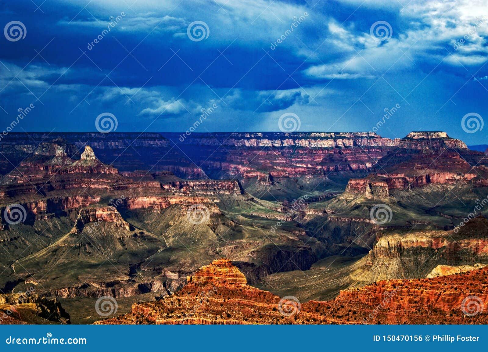Μεγάλο εθνικό πάρκο 1 φαραγγιών