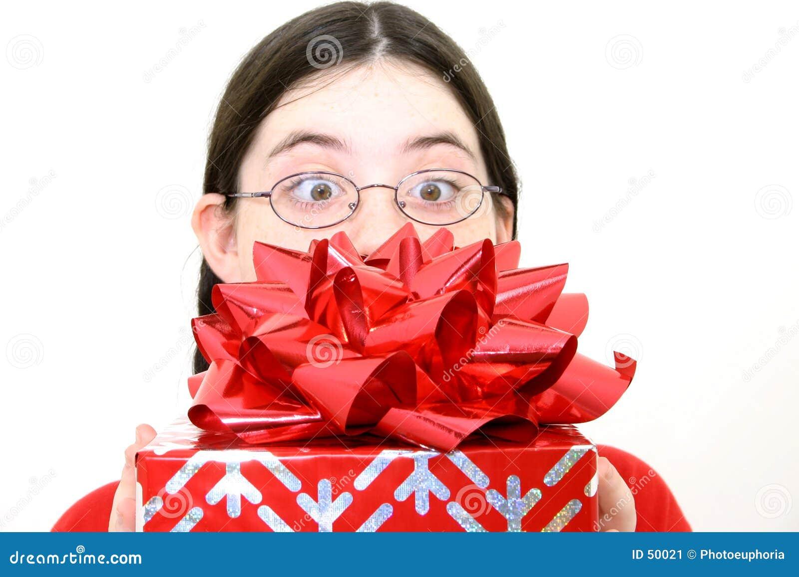 μεγάλο κόκκινο δώρων τόξων