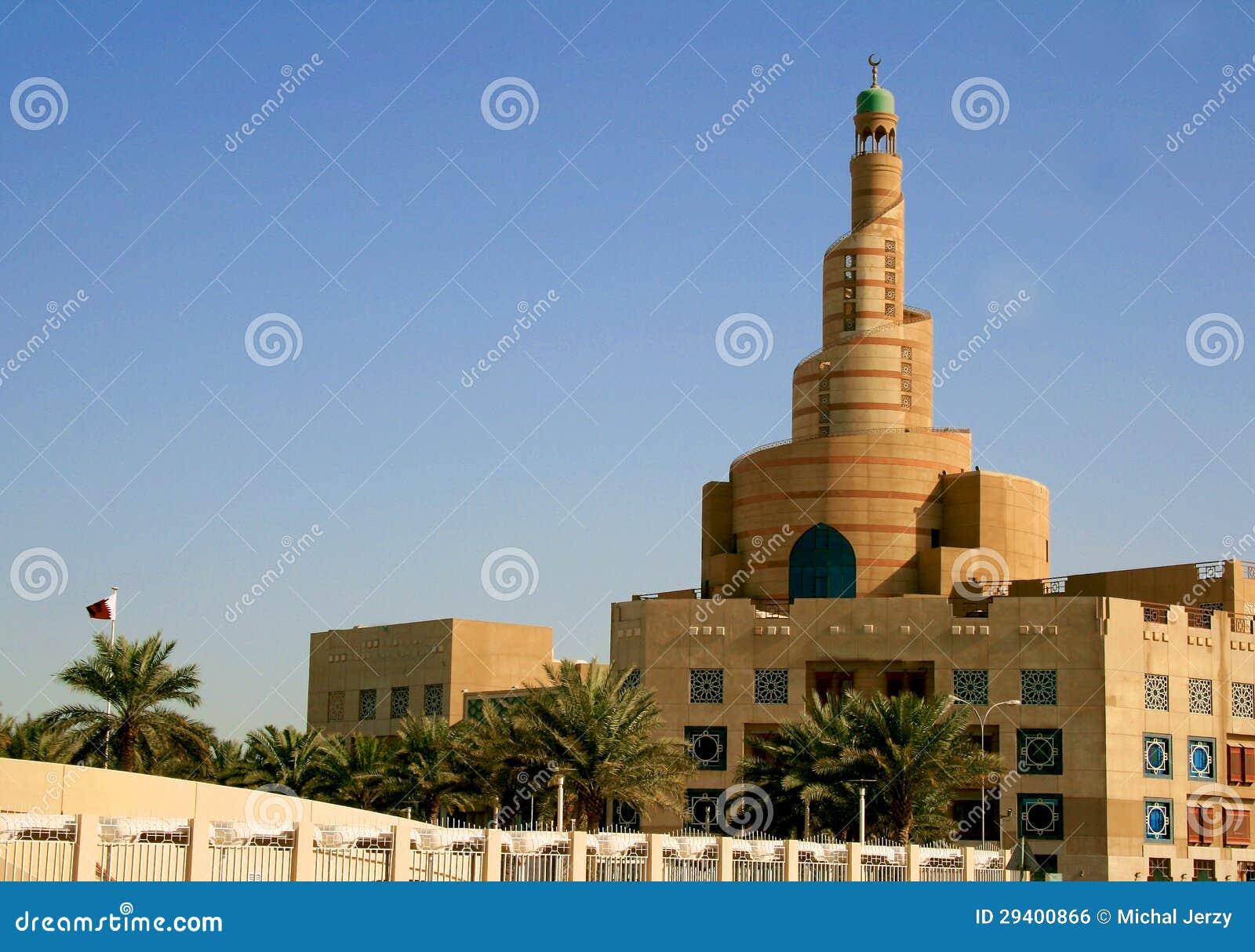 Μεγάλο μουσουλμανικό τέμενος σε Doha, Κατάρ