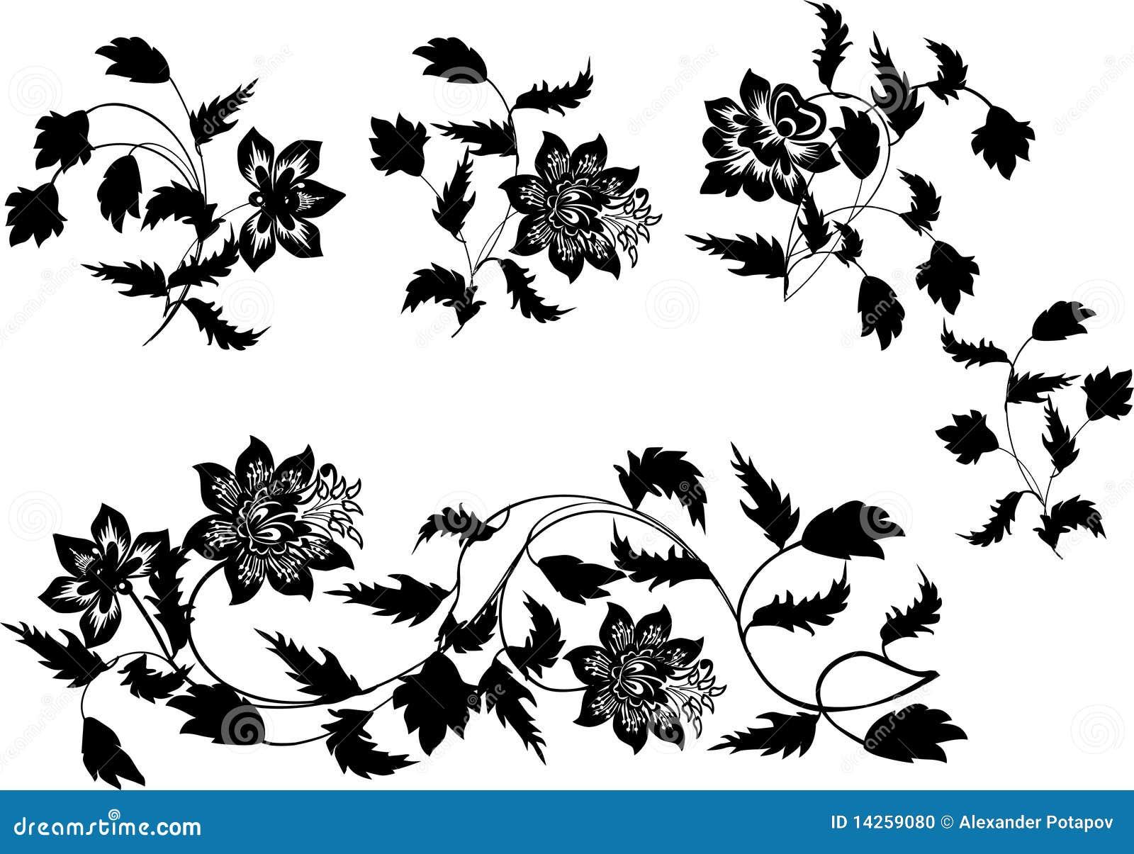 μεγάλο φύλλωμα λουλο&upsilo