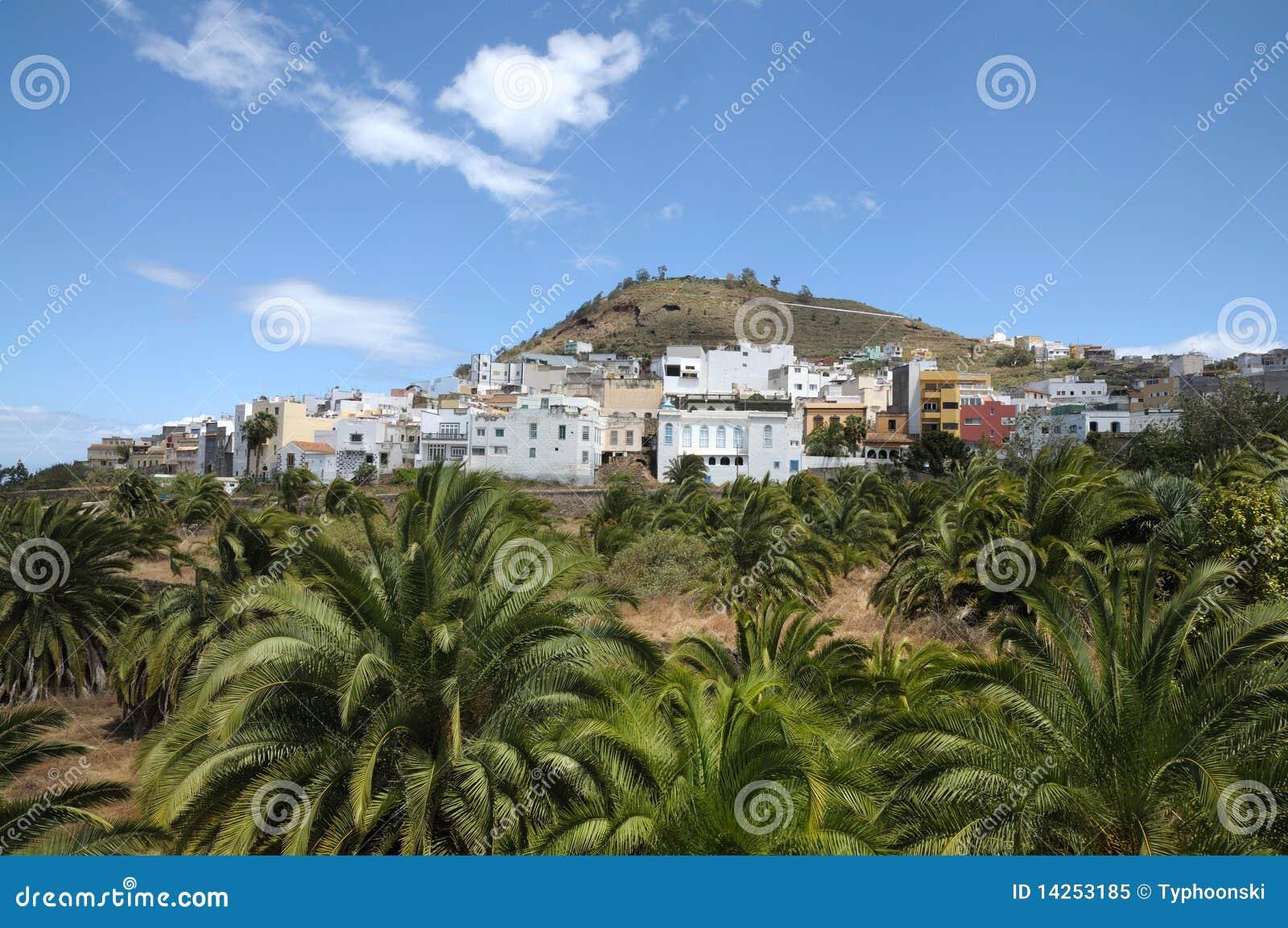 μεγάλο χωριό καναρινιών