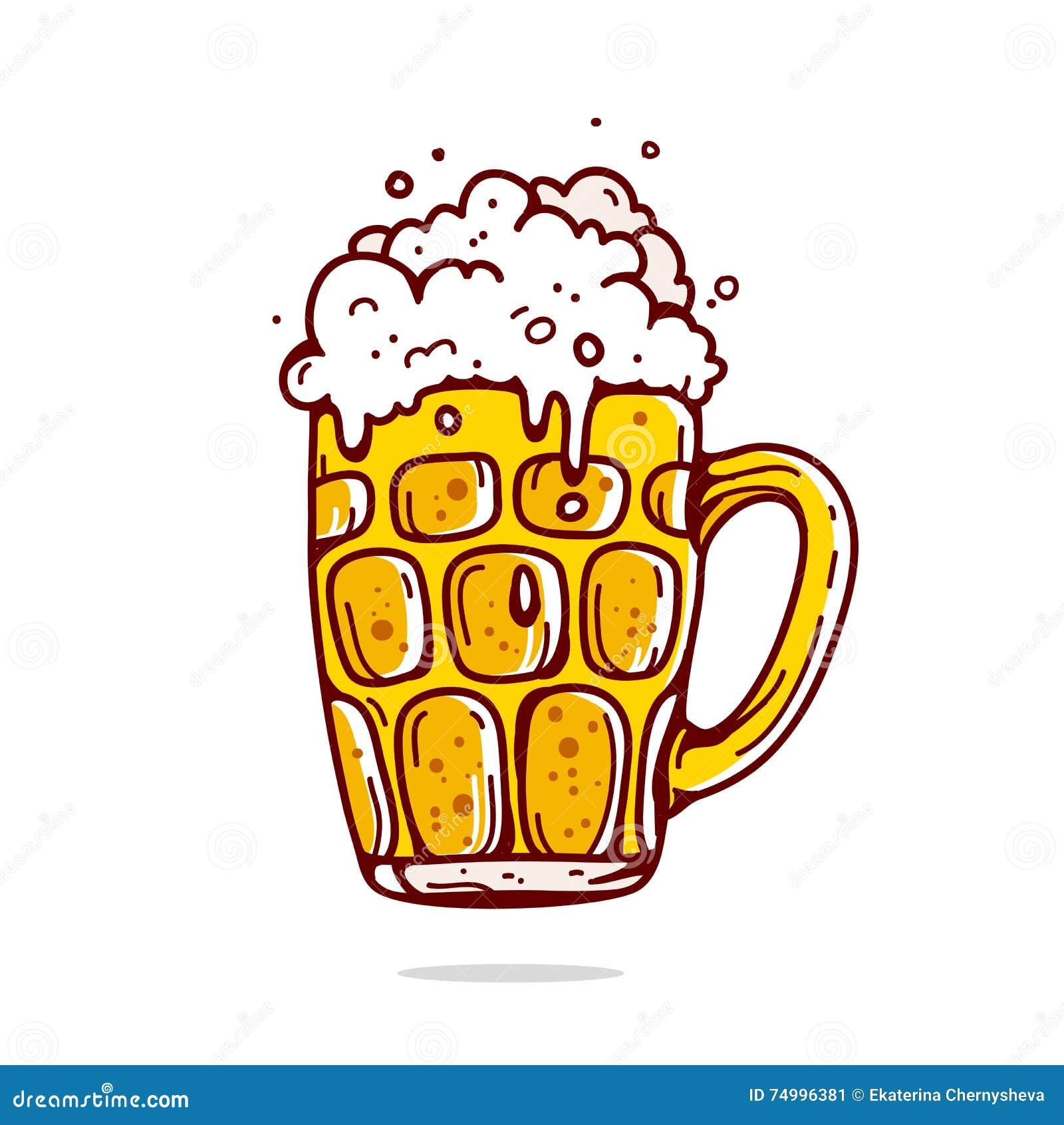 μεγάλη κούπα μπύρας
