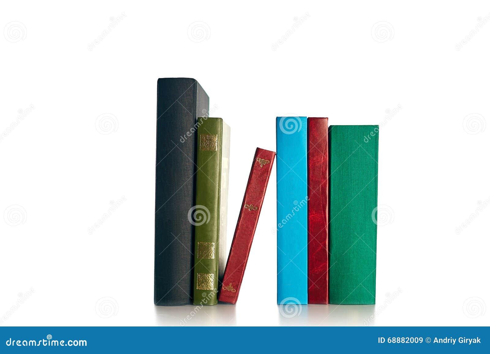 Μεγάλος σωρός των παλαιών παλαιών βιβλίων