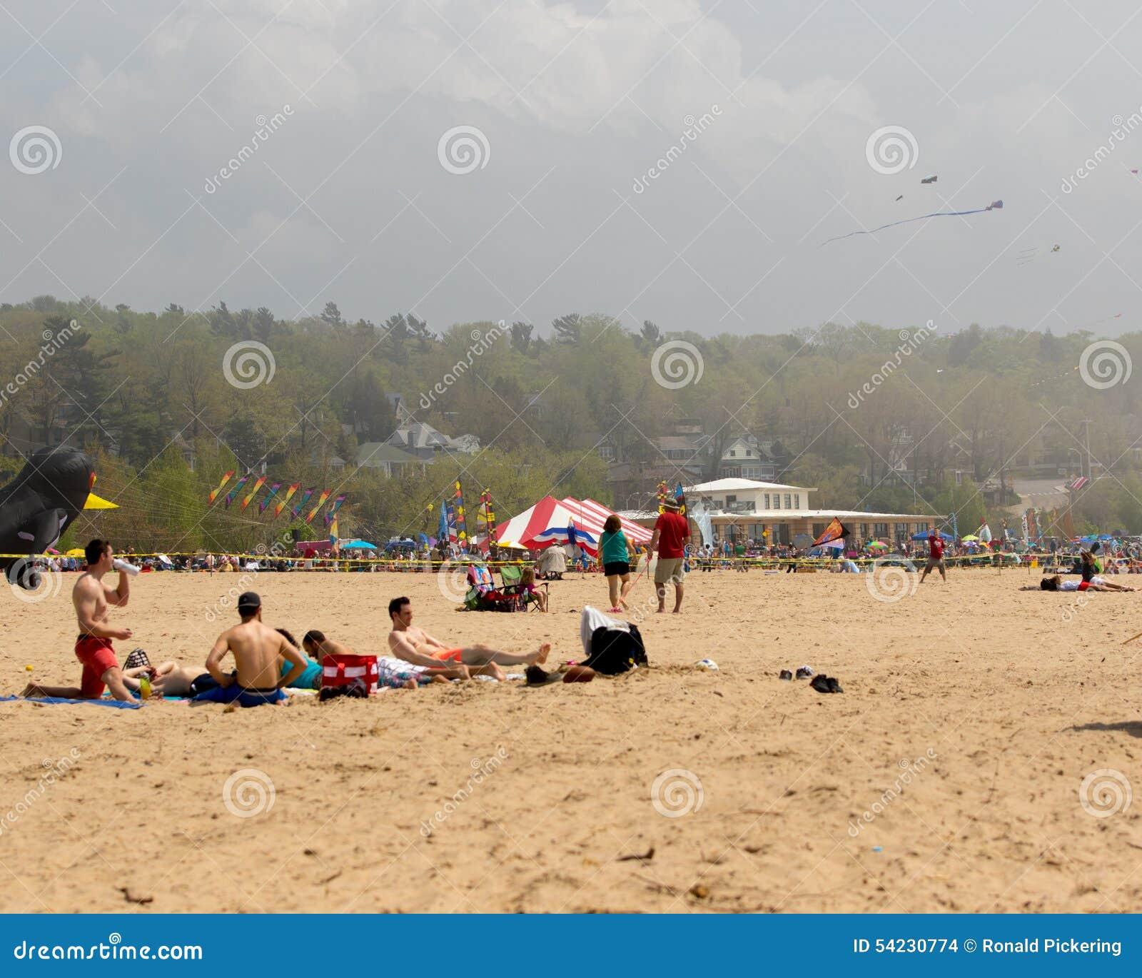 Μεγάλο λιμάνι Μίτσιγκαν φεστιβάλ 2015 ικτίνων