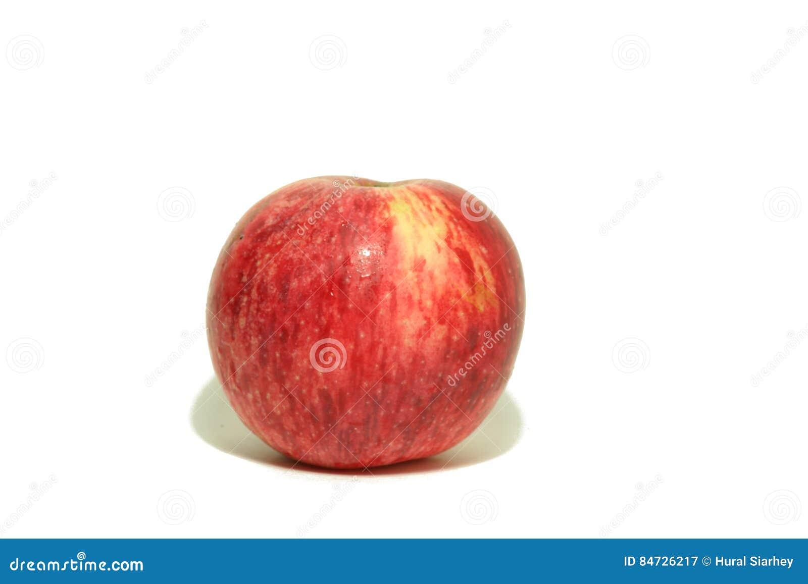 Μεγάλο κόκκινο μήλο από τον κήπο 2