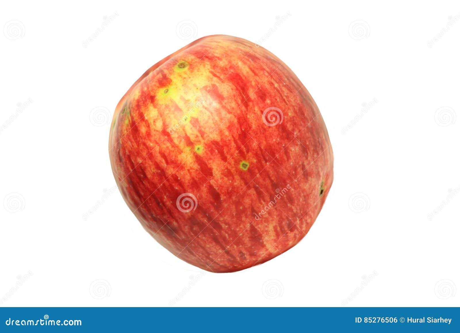 Μεγάλο κόκκινο μήλο από τον κήπο 10