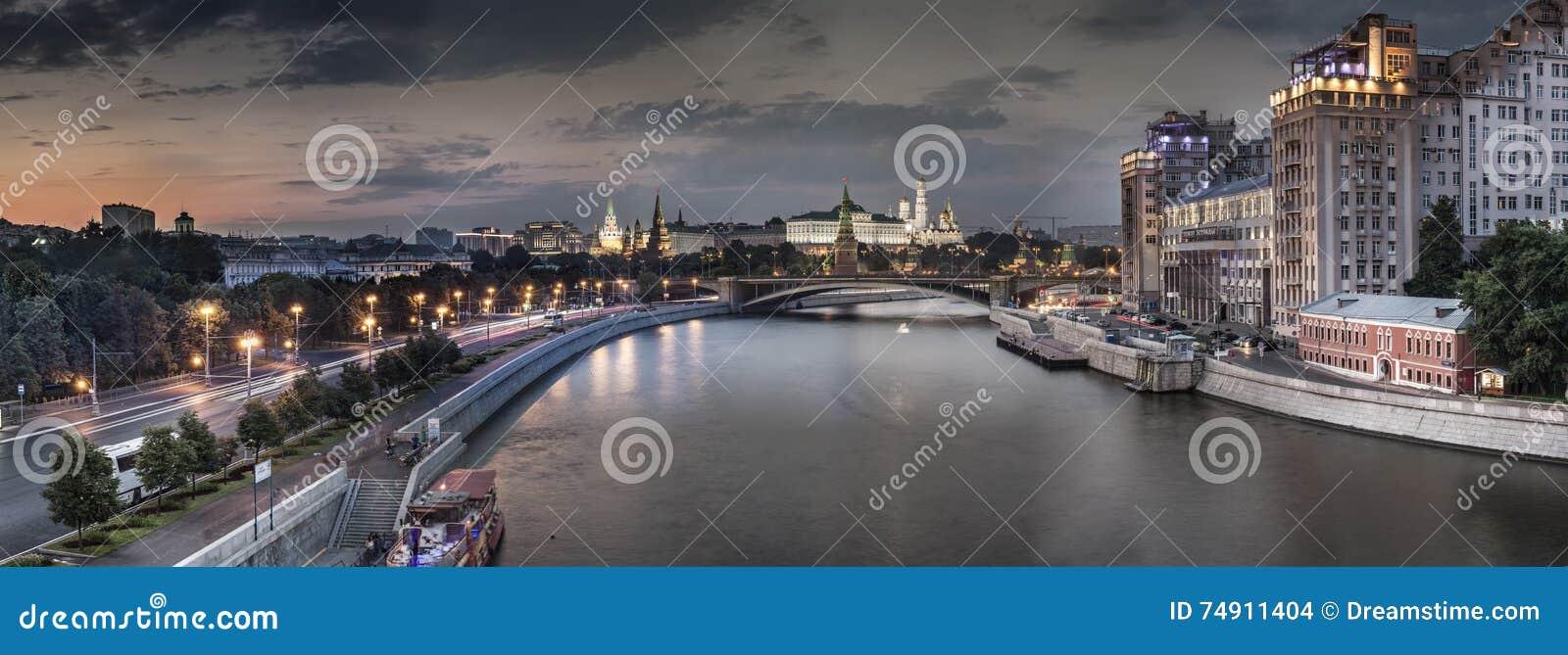 Μεγάλο πανόραμα της Μόσχας