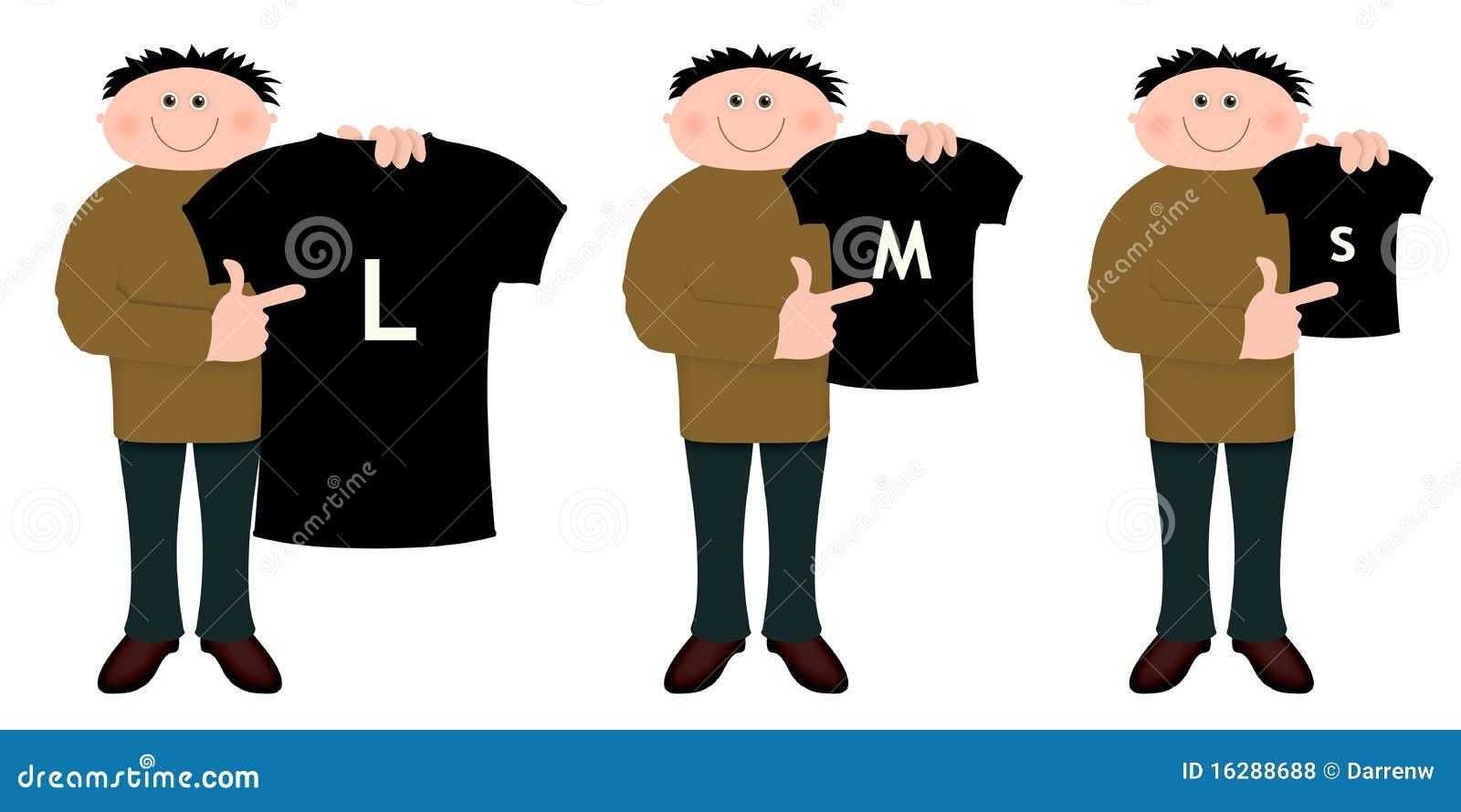 μεγέθη πουκάμισων