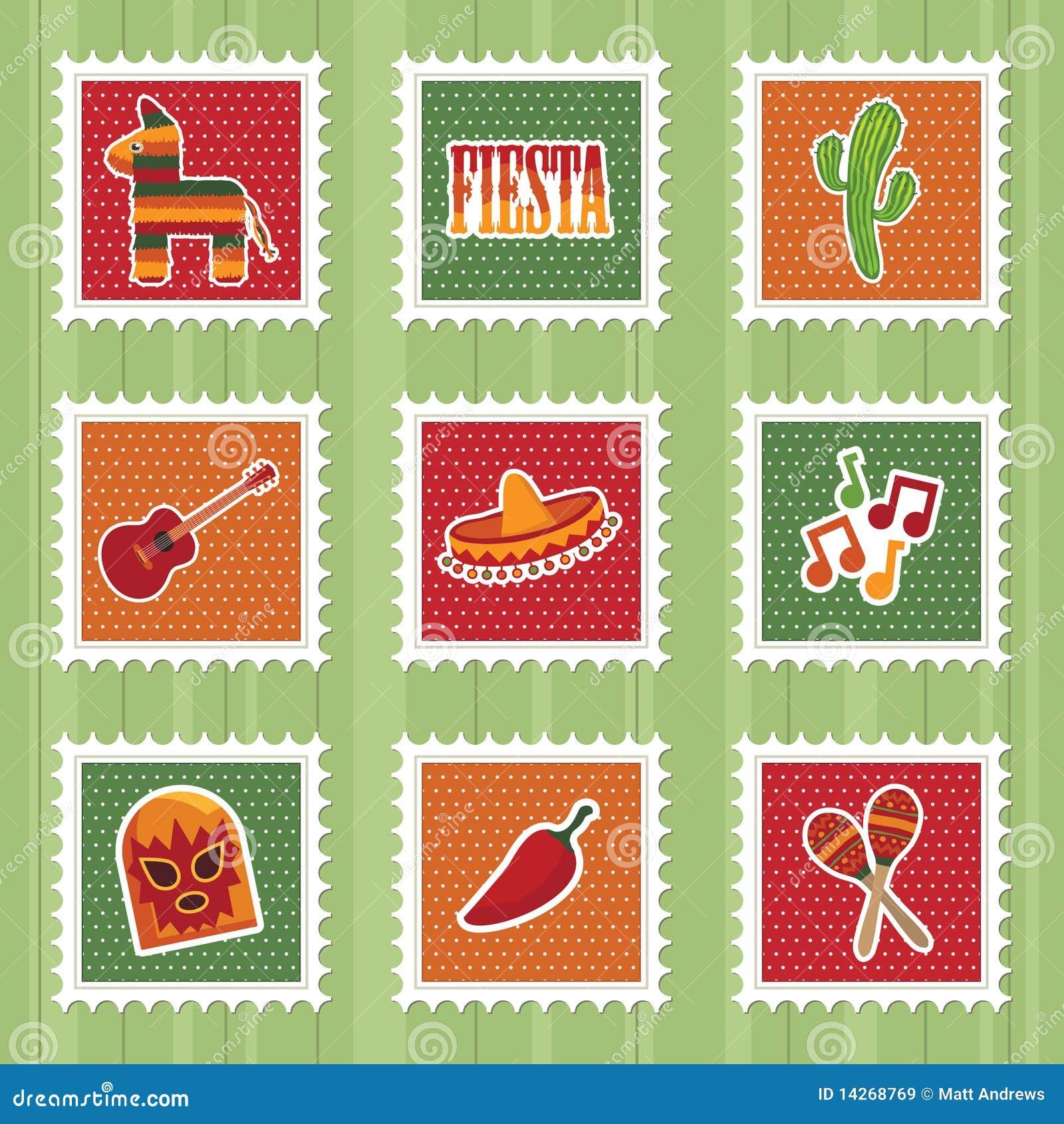 μεξικάνικα γραμματόσημα