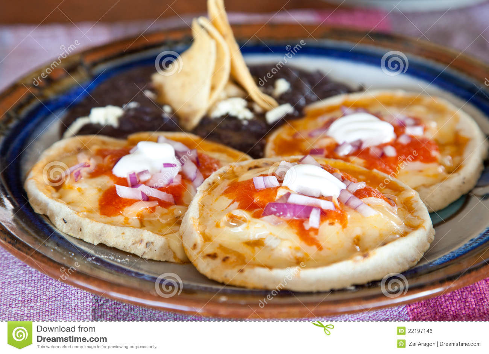 μεξικάνικα sopes