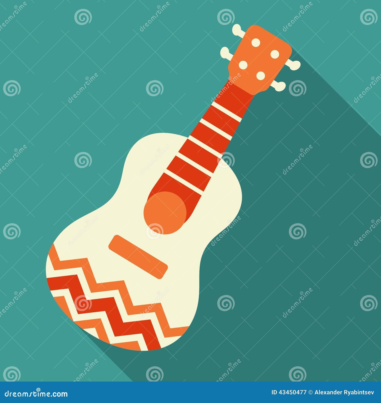 Μεξικάνικη απεικόνιση κιθάρων