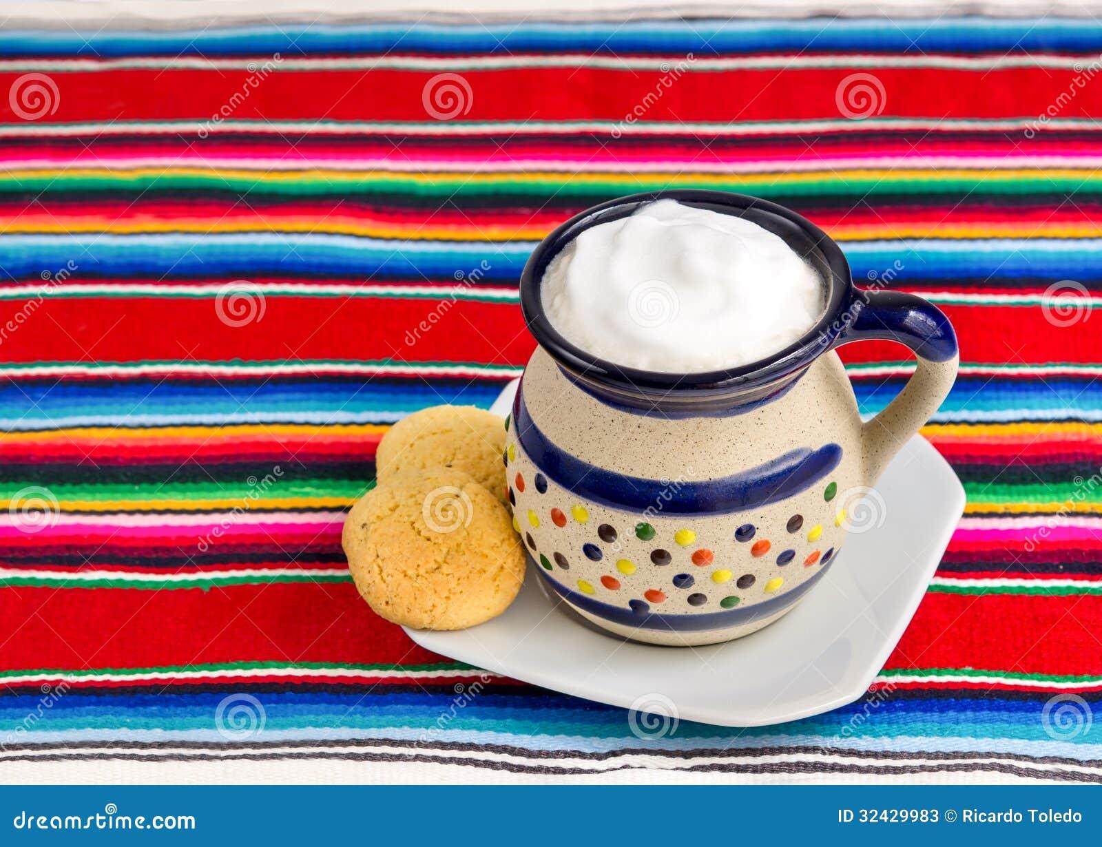 Μεξικάνικοι καφές και μπισκότα