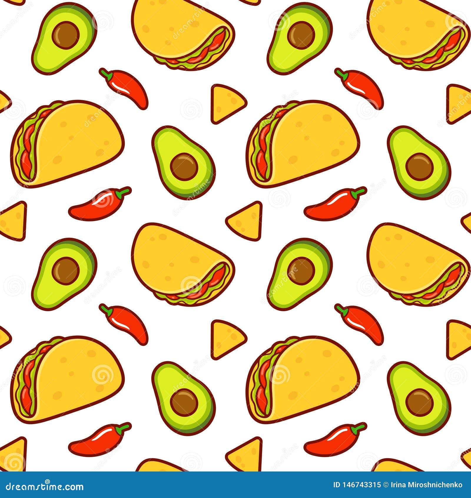 Μεξικάνικο σχέδιο τροφίμων