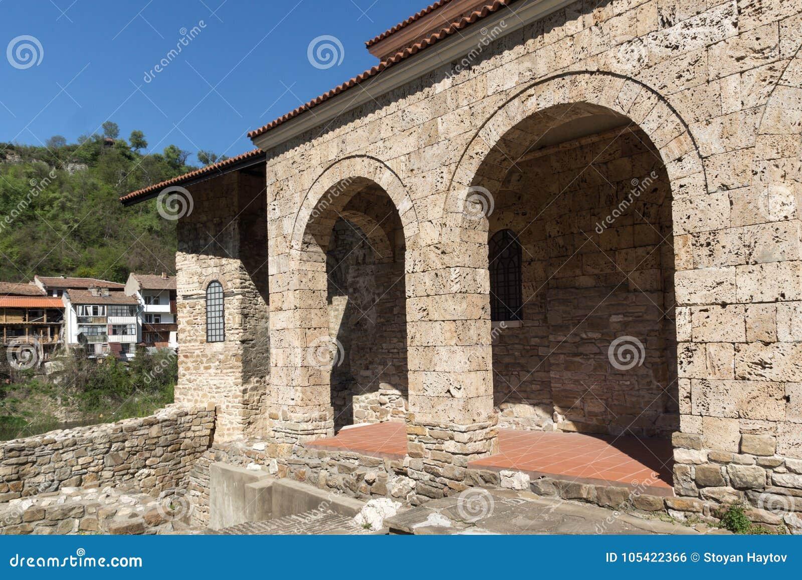 Μεσαιωνική ιερή εκκλησία σαράντα μαρτύρων στην πόλη του Βελίκο Τύρνοβο, Βουλγαρία