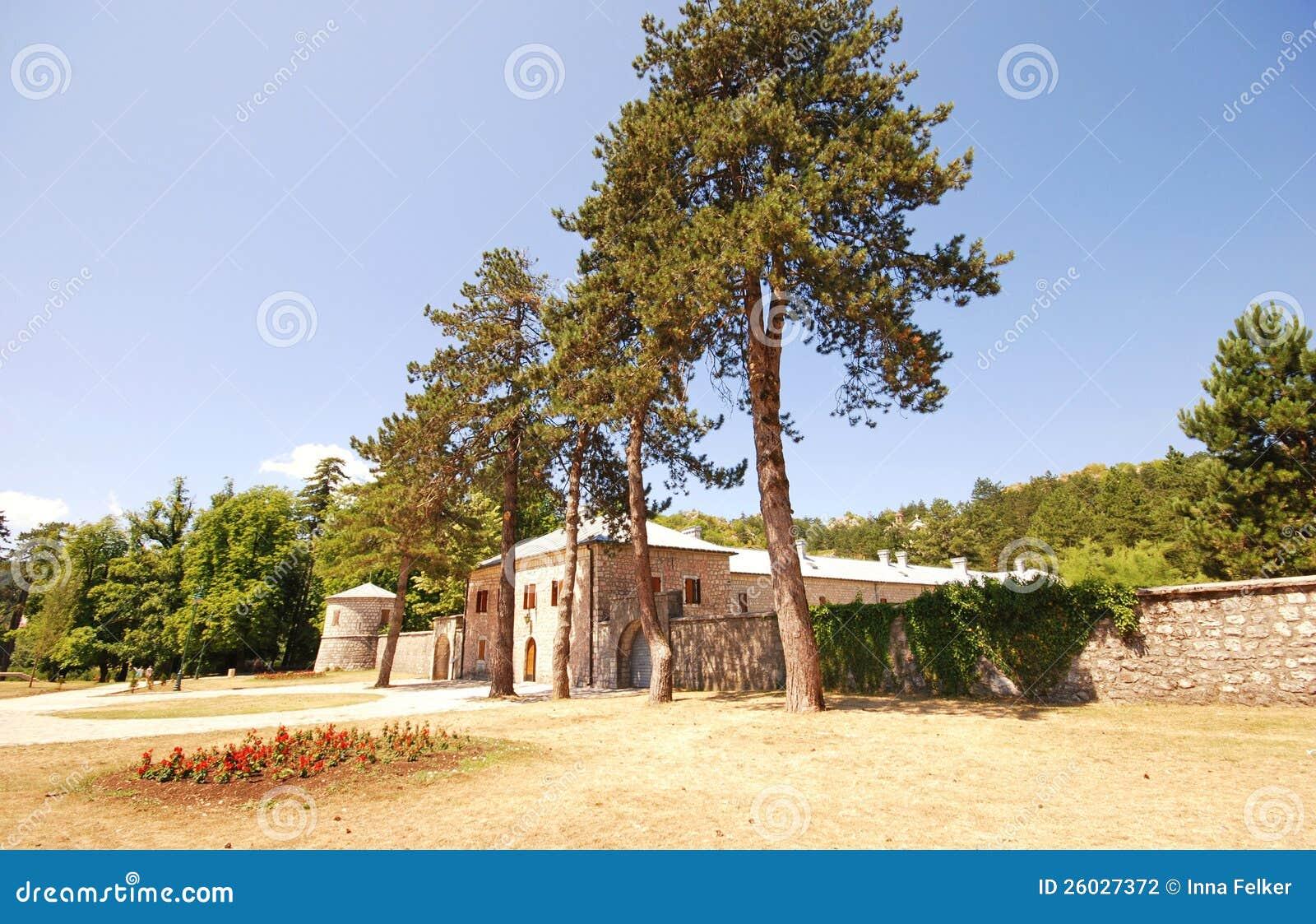 Μεσαιωνικό σπίτι πετρών (Cetinje, Μαυροβούνιο)
