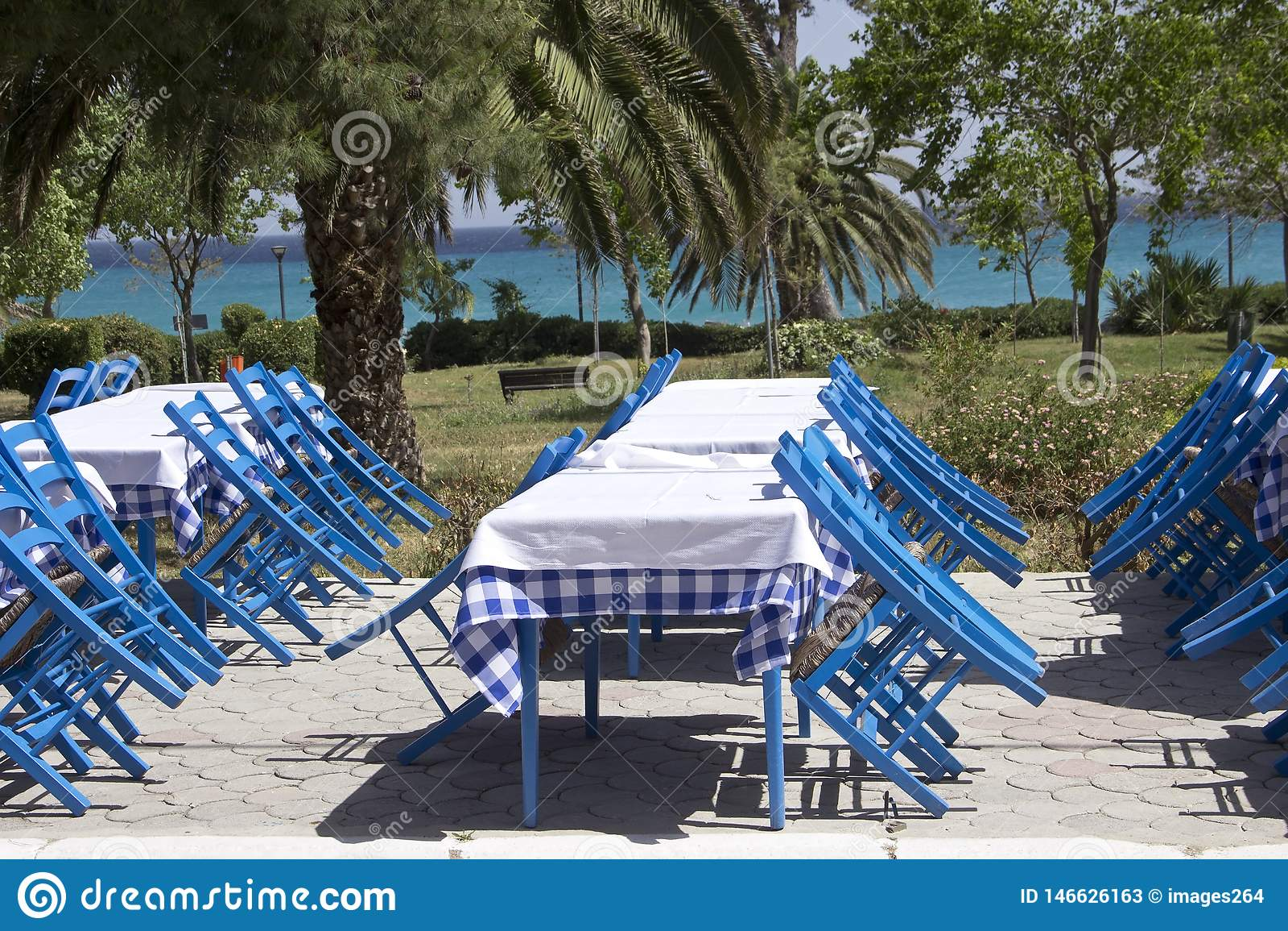 Μεσογειακό εστιατόριο
