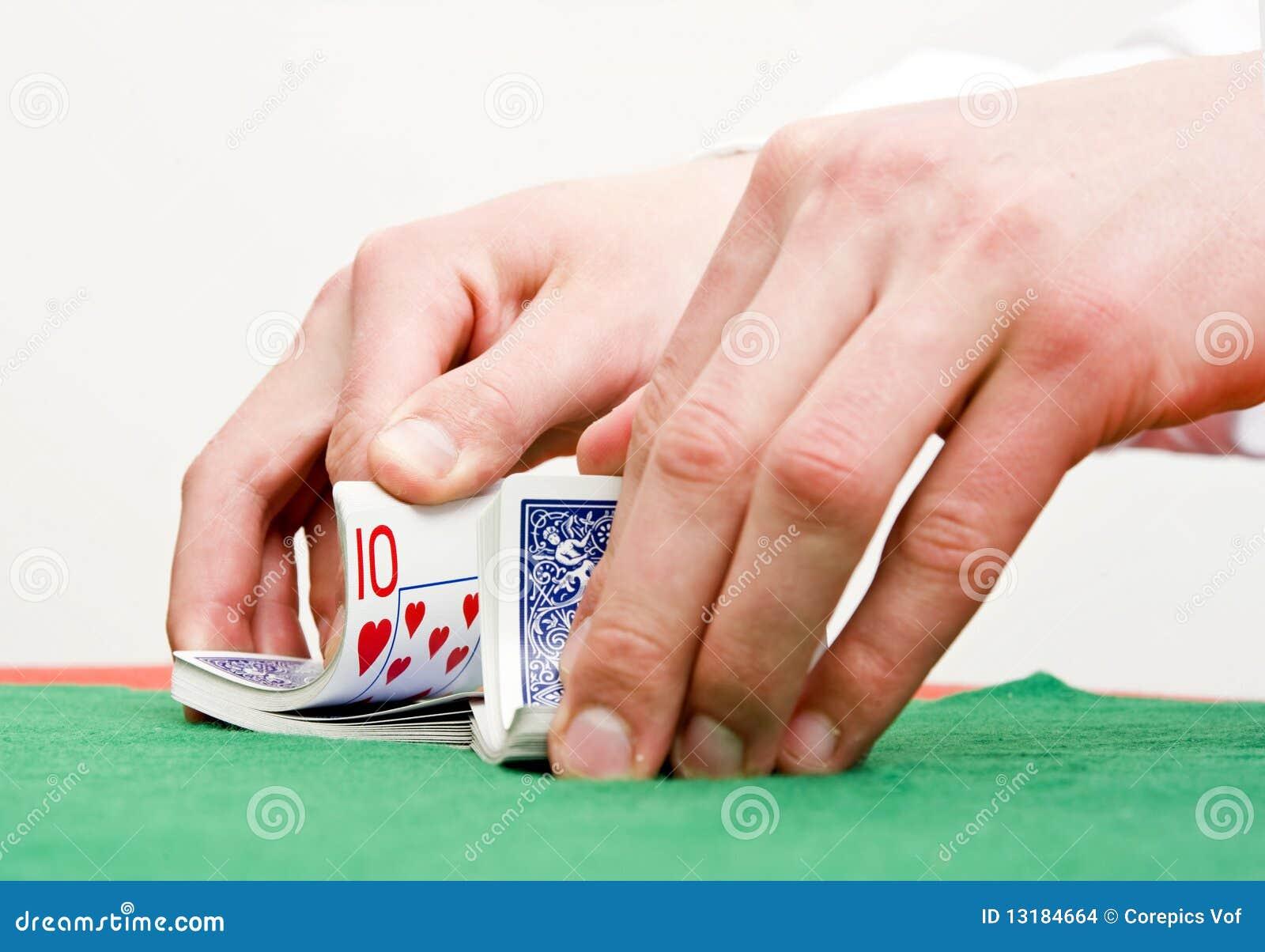 μετάθεση καρτών