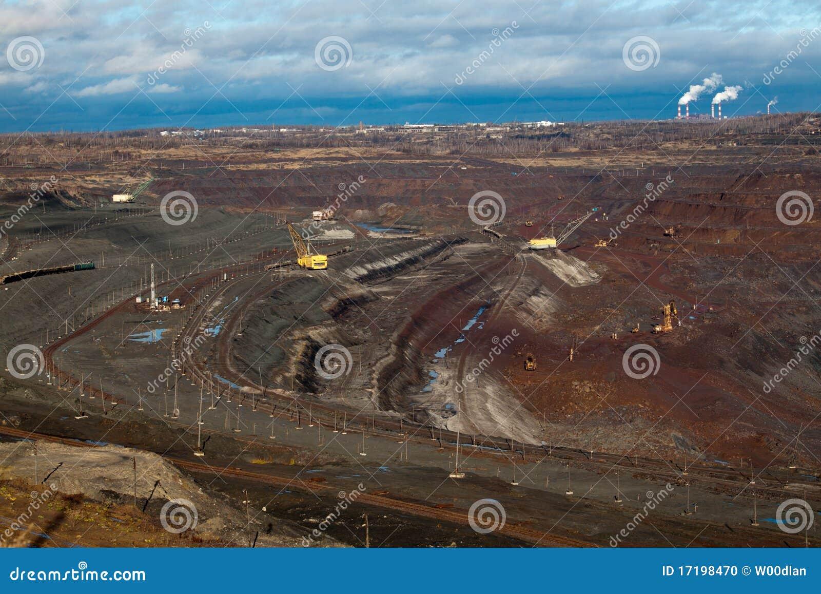 μετάλλευμα ορυχείων σι&d