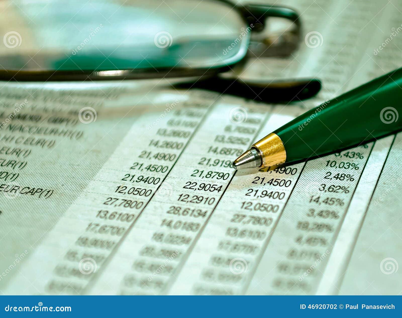 μελέτη αποθεμάτων αγοράς