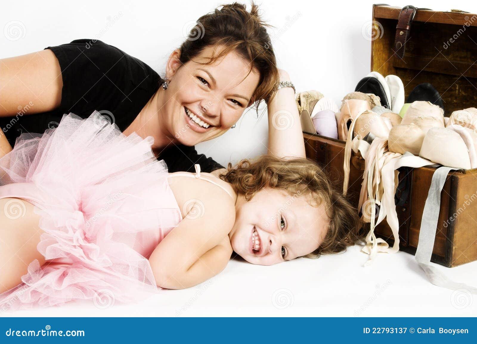 Μητέρα και κόρη