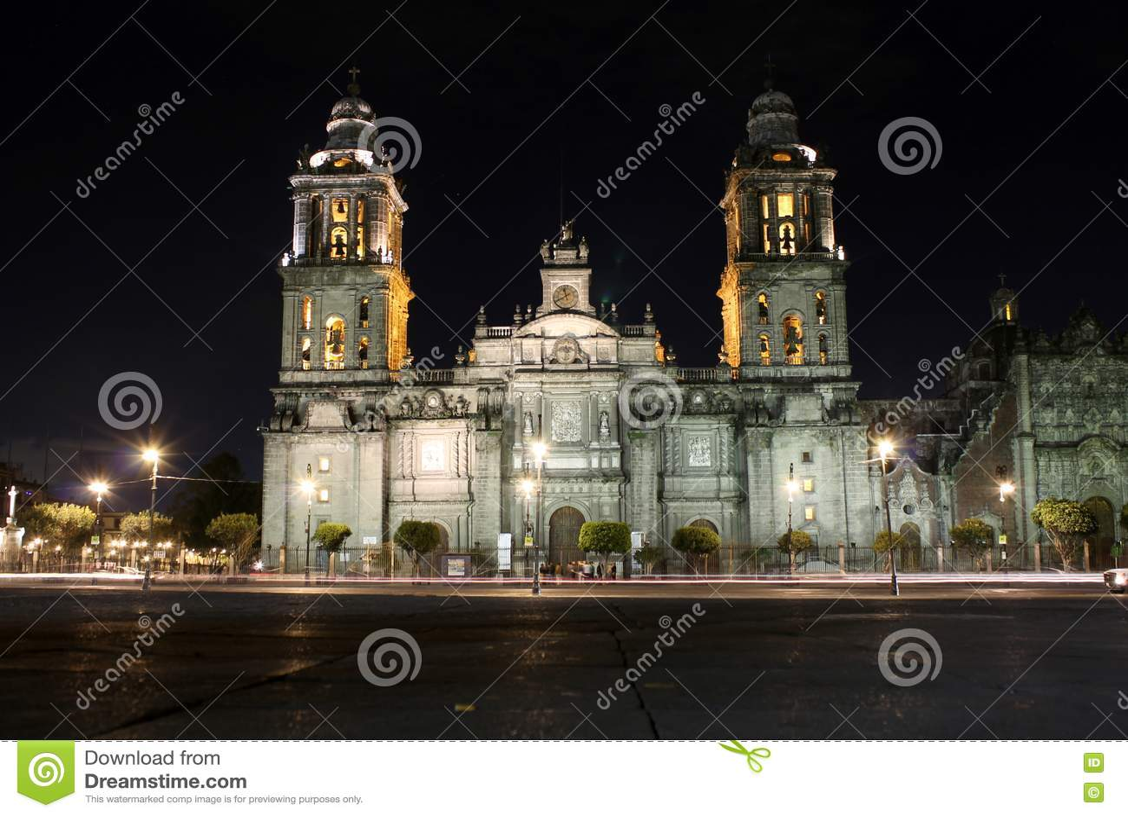 Μητροπολιτικός καθεδρικός ναός του Μεξικού