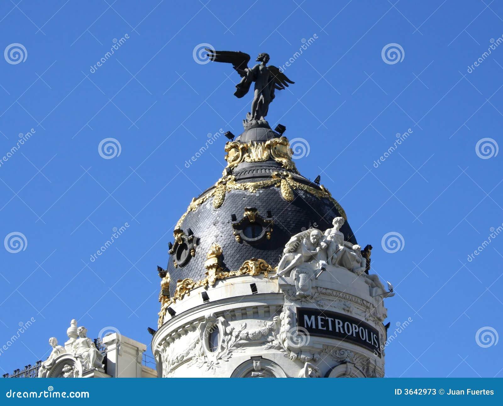 μητρόπολη Ισπανία της Μαδρί&ta