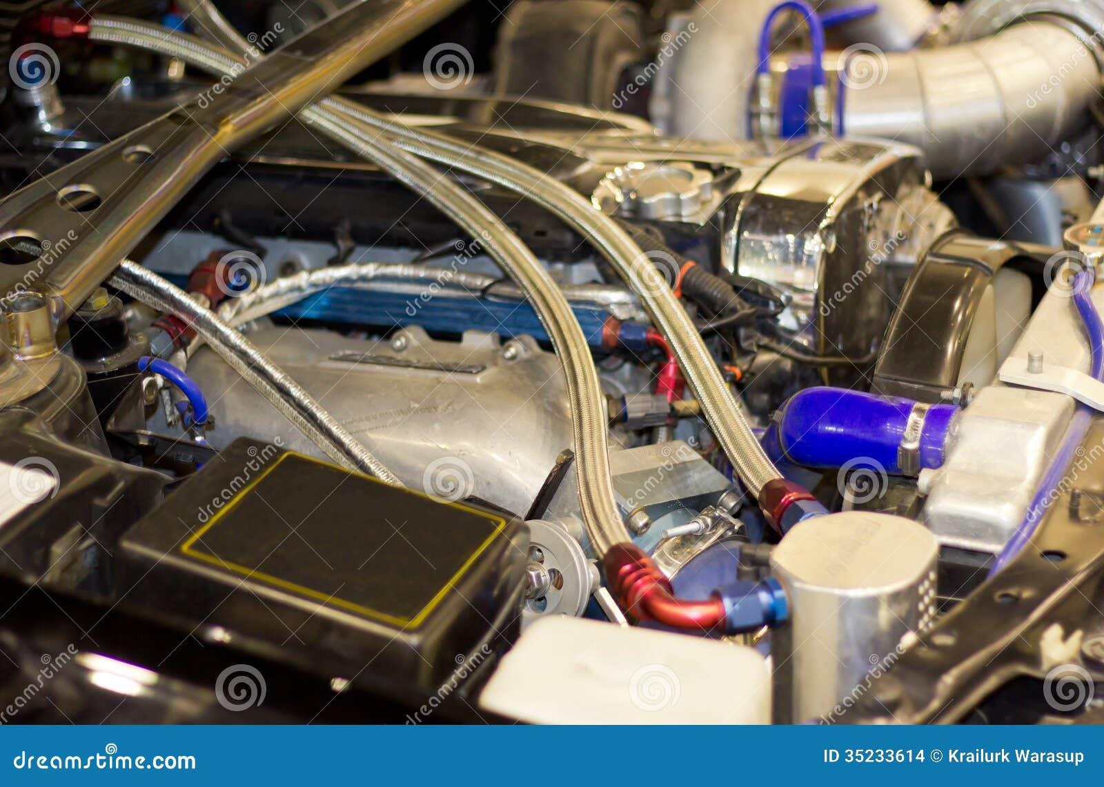Μηχανή αυτοκινήτων