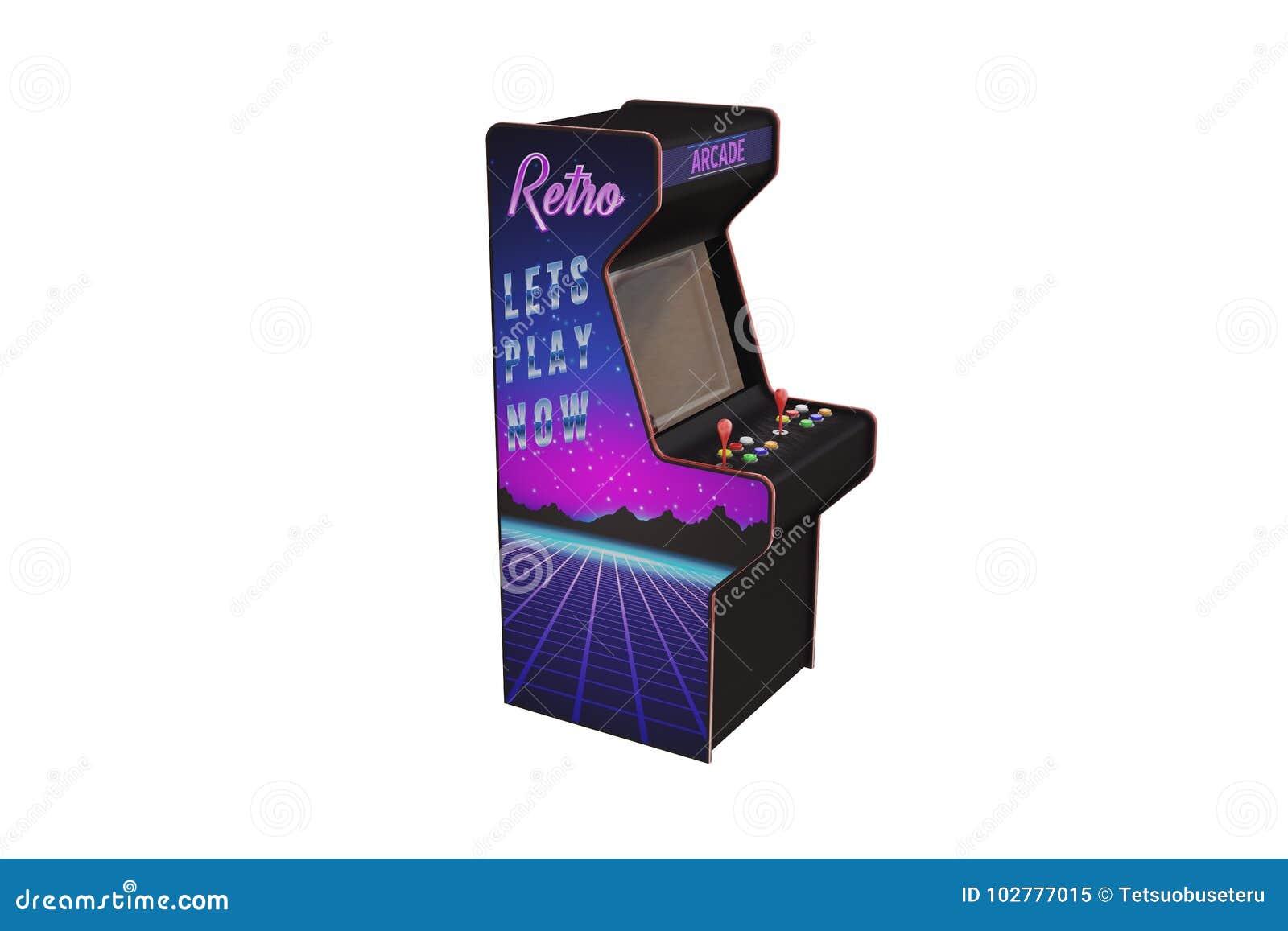 Μηχανή παιχνιδιών Arcade