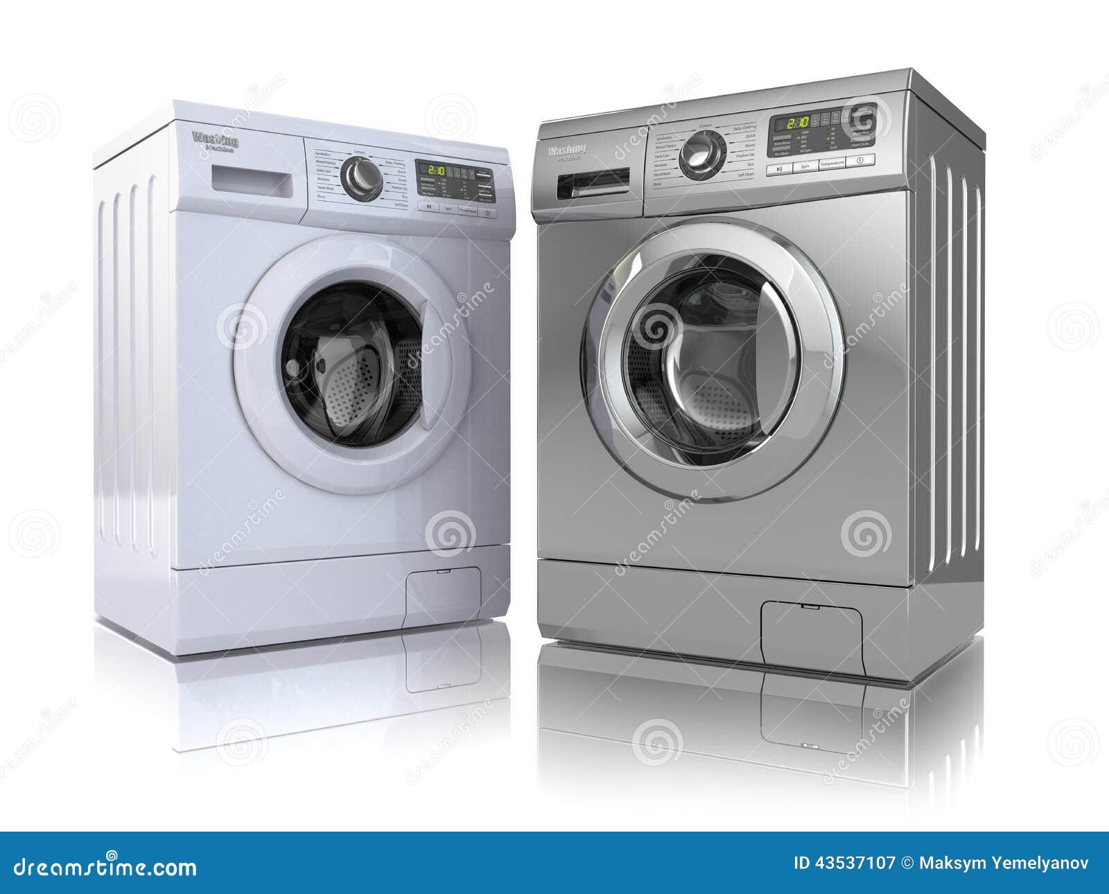 μηχανή που καλύπτονται στενή επάνω στην πλύση