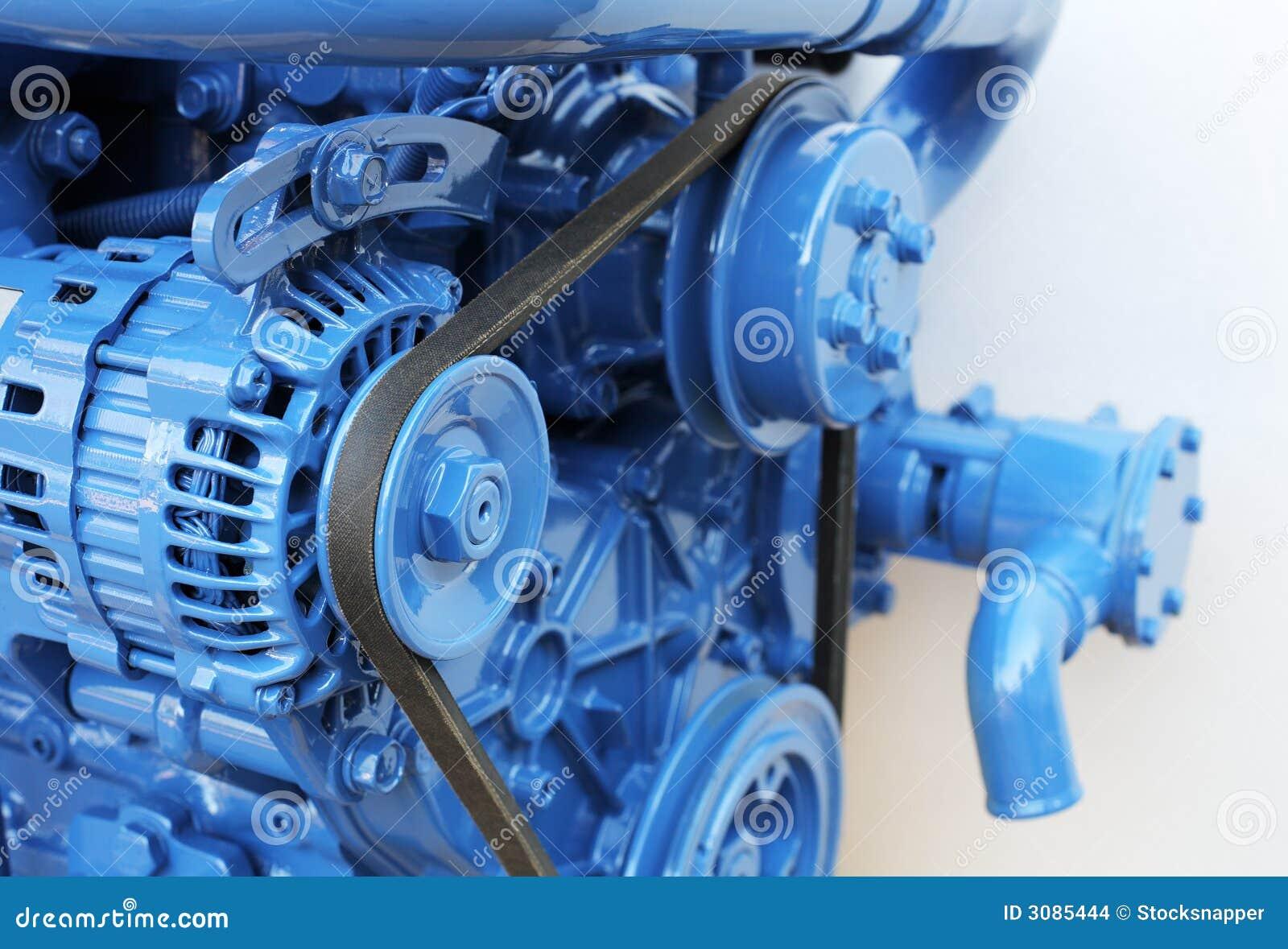 μηχανή diesel