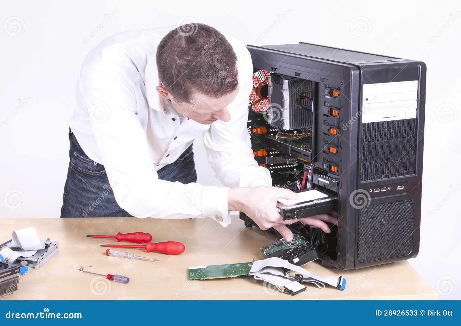 Μηχανικός υπολογιστικής υποστήριξης