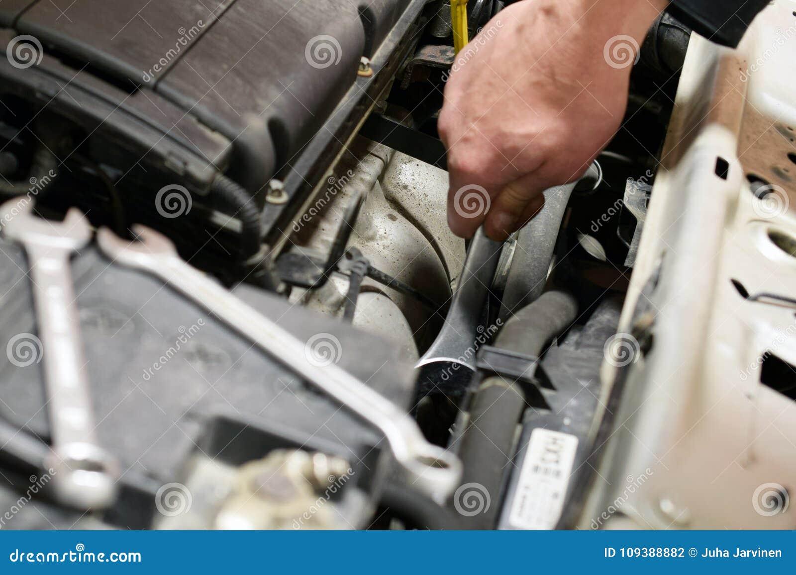 Μηχανικό αυτοκίνητο επισκευών Uto