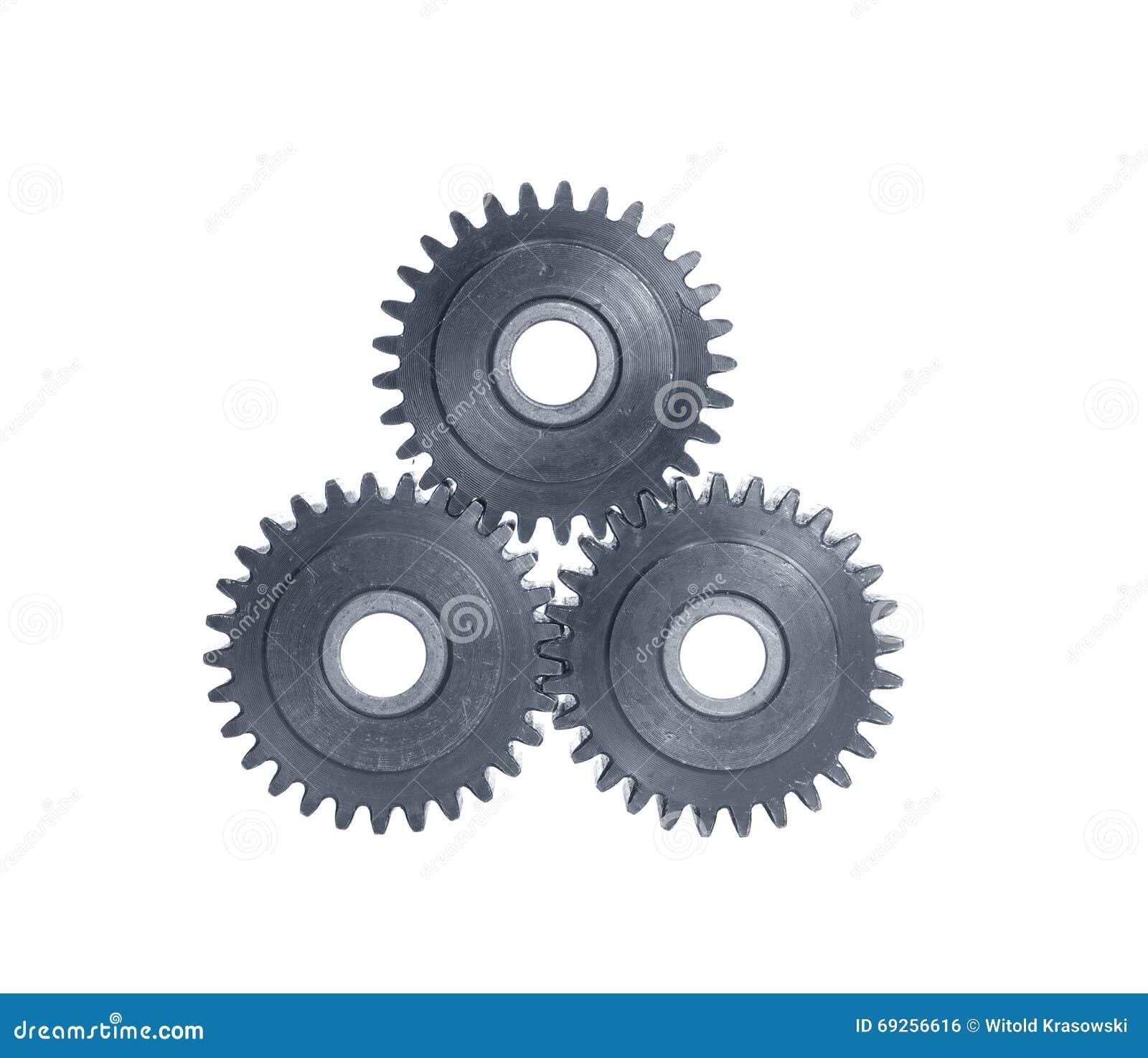 Μηχανισμός με cog-wheels