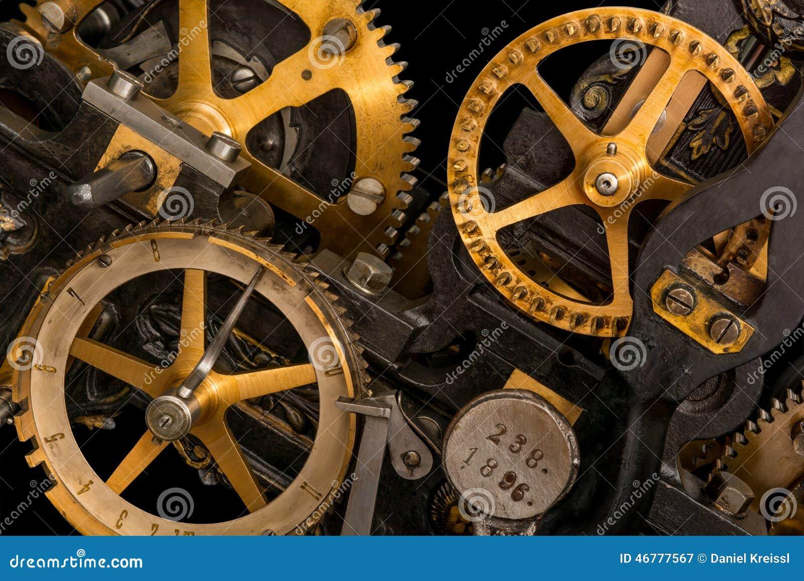 μηχανισμός