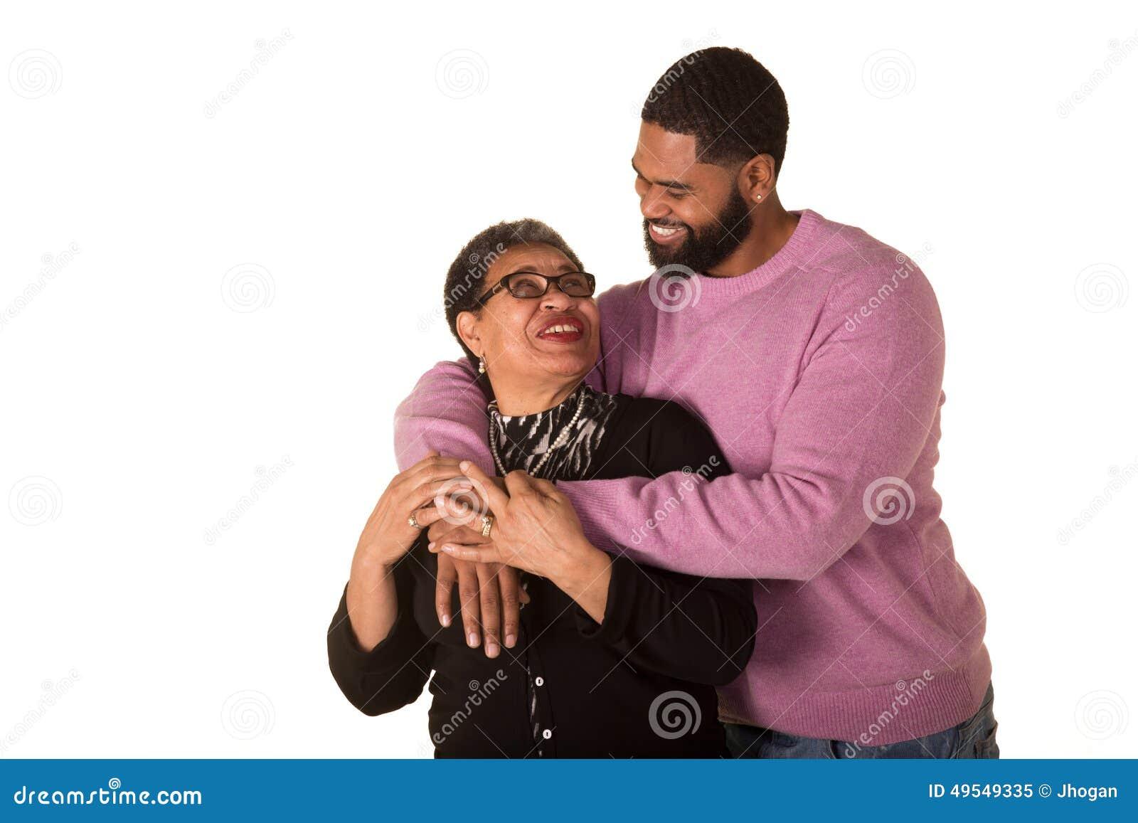 Μια γιαγιά και ο αυξημένος γιος της