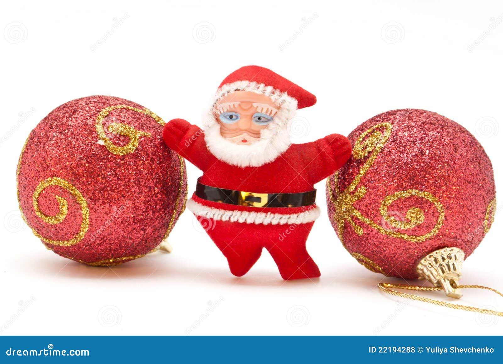 μικρά μόνιμα παιχνίδια santa Claus Χρι&si