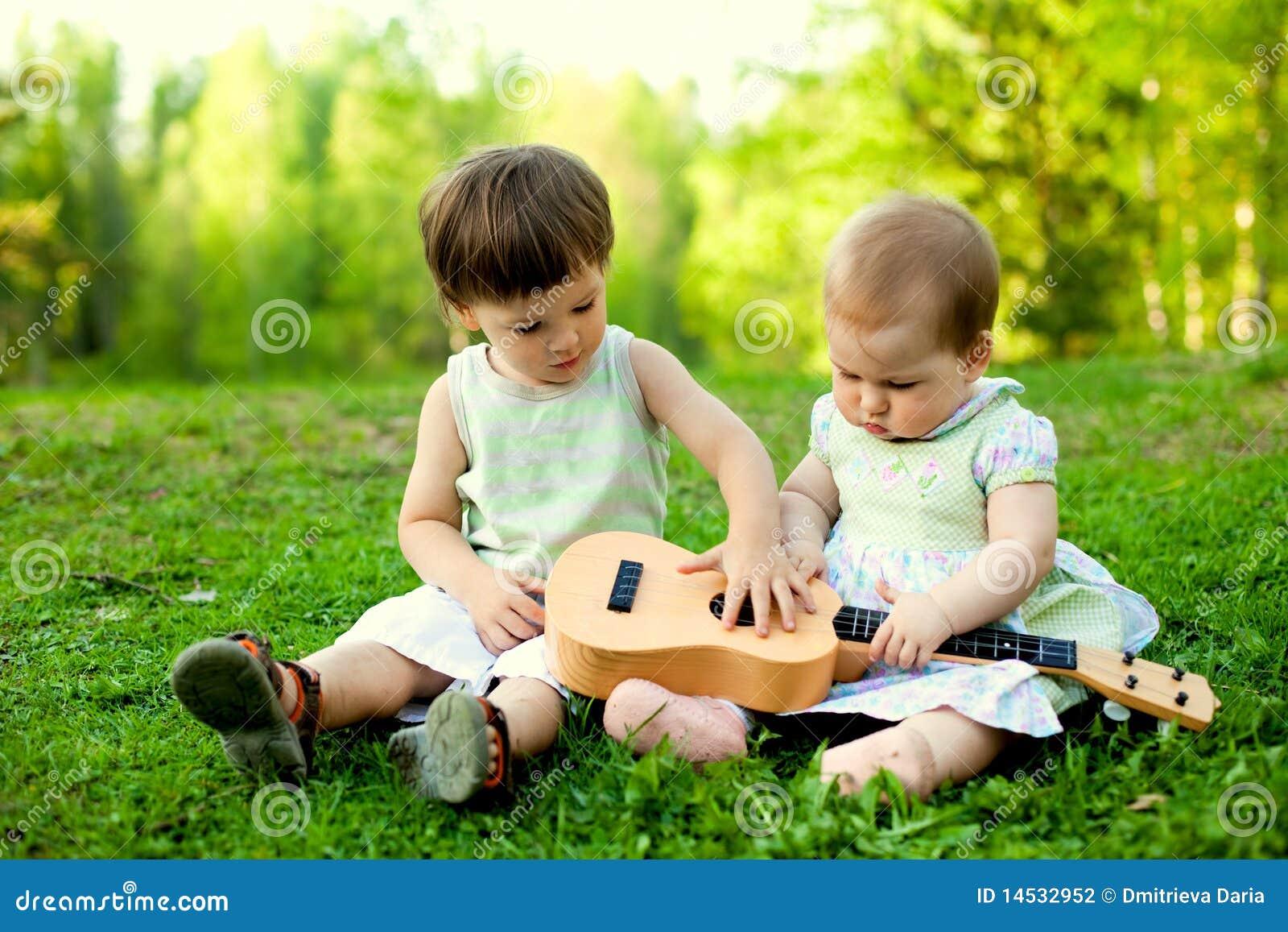 μικροί μουσικοί