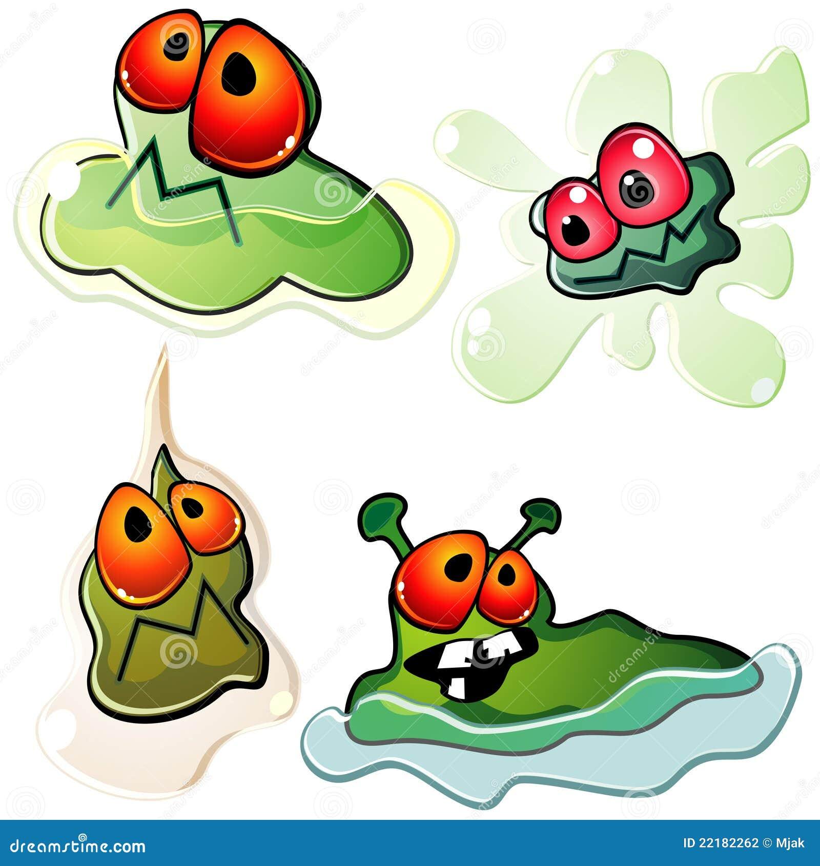 μικρόβια slimy