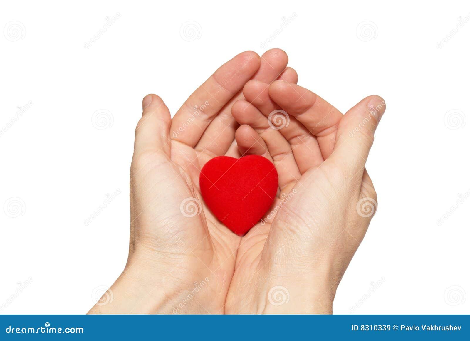 μικρός βαλεντίνος καρδιών