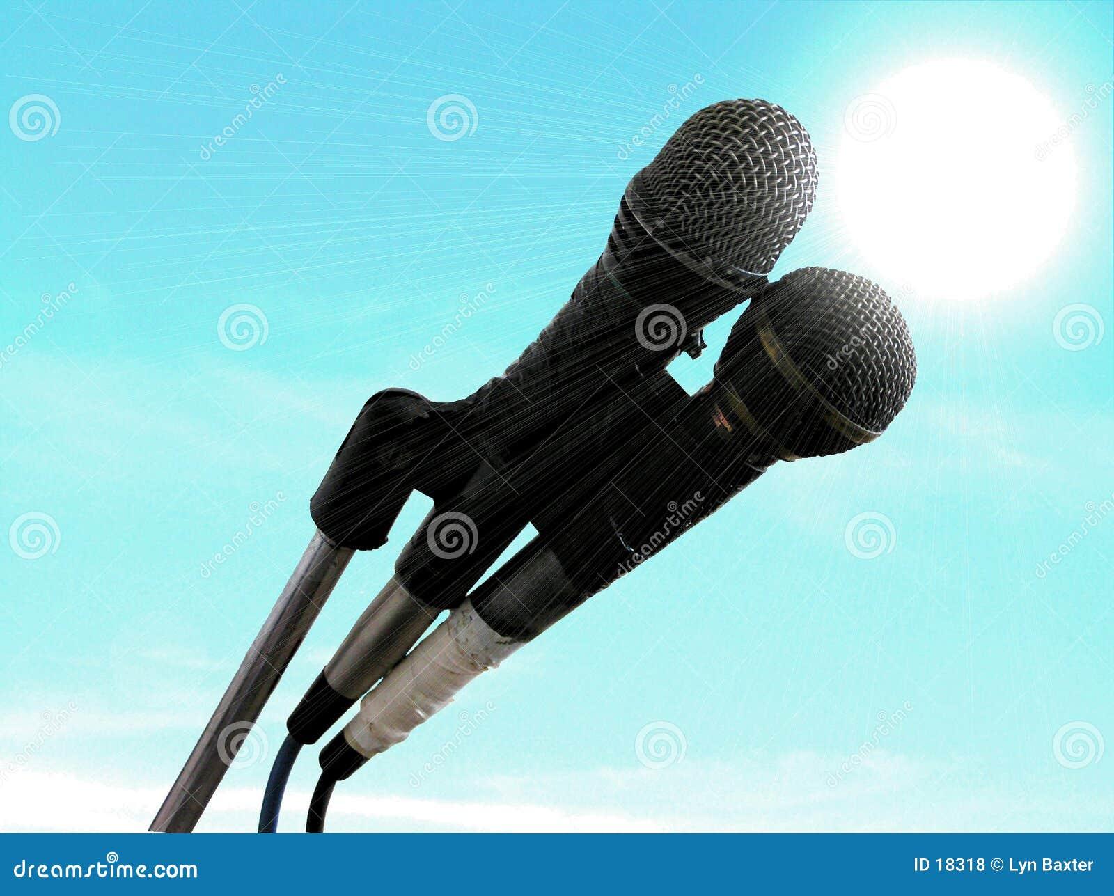 μικρόφωνα