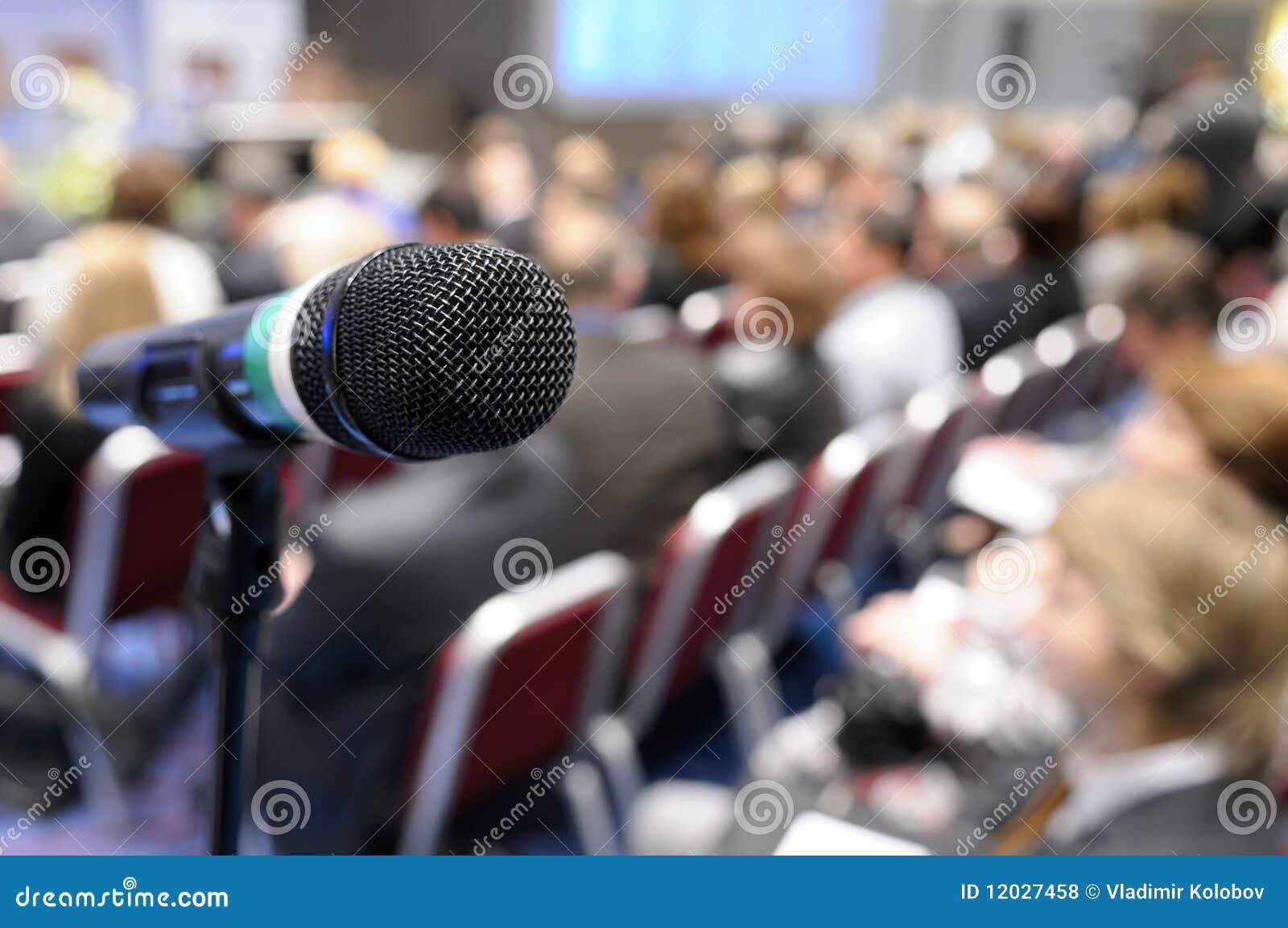 μικρόφωνο διασκέψεων