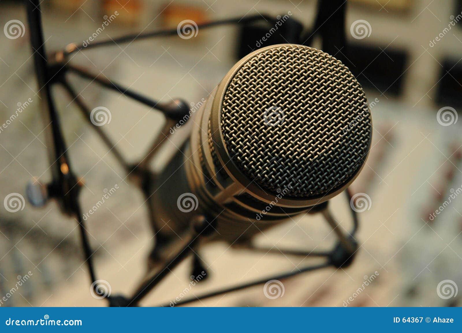 μικρόφωνο